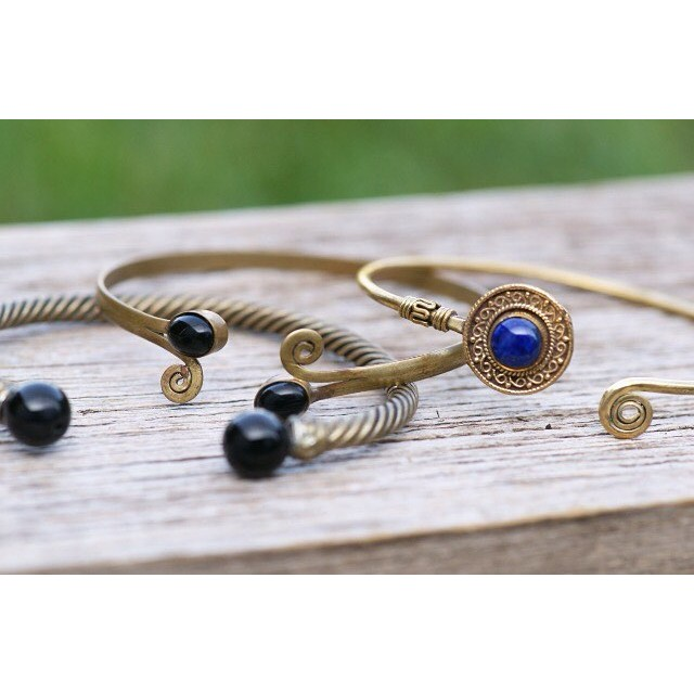 ↞ more beautiful arm cuffs now in my shop ↠ #armcuffs #bohostyle #bohemian #armcuff #bohemianjewelry #hippielifestyle